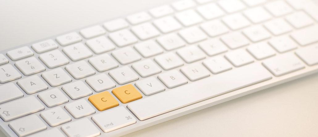 CONCORDANCE CONSEIL clavier CC